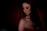 Valentine's Day Boudoir Session Gallery
